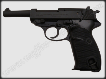 Walther - P1; P38